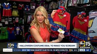 Halloween deals for the whole family - Video