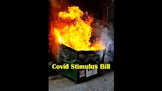 Quick update on the Covid Stimulus bill