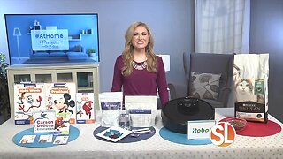 Stay at home essentials with Cheryl Nelson