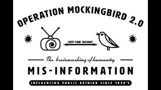 Operation Mockingbird it never ends