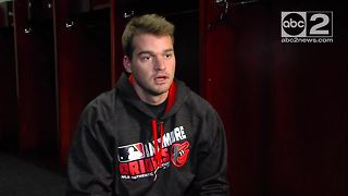 1-on-1 with Trey Mancini - Video