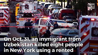 ISIS Claims Responsibility for NY Attack - Video