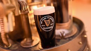 After More Than 60 Years, Guinness Will Have A US Brewery - Video