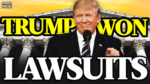 Trump won two-thirds lawsuits heard in court; Texas working on bill to stop big tech censorship