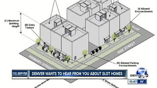 Denver has a list of recommendations to improve slot homes - Video