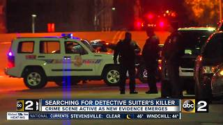 Harlem Park community remains active crime scene after new evidence was found - Video