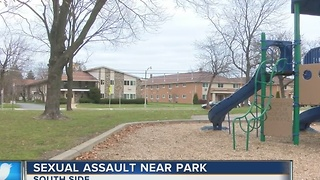 Sexual assault reported near park on Milwaukee's south side - Video