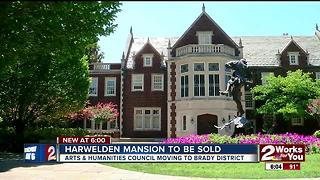 Harwelden Mansion to be sold - Video