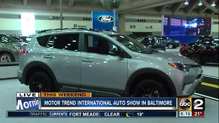 Get your next car at the Motor Trend International Auto Show - Video