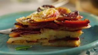 Idaho® Potato and Beet Galette - Video