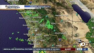 10news Weather with Meteorologist Angelica Campos