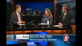 OpenLine: Mayor's Transportation Action Plan Pt. 1 - Video