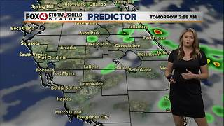 Mostly Cloudy with a Few Showers - Video