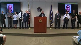 FULL VIDEO: FBI news conference for man arrested for plotting terrorist attack in downtown Cleveland on July Fourth - Video
