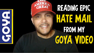 Reading Hate Mail from viewers who hated my video. HILARIOUS!