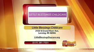 Little Blessings Childcare- 8/25/17 - Video
