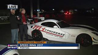 Speed Ring 2017 - Video