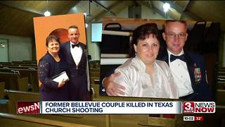 Two Texas church shooting victims had ties to Bellevue - Video