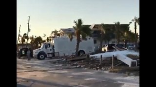 Help continues for the Panhandle - Video