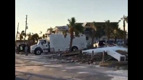 Help continues for the Panhandle