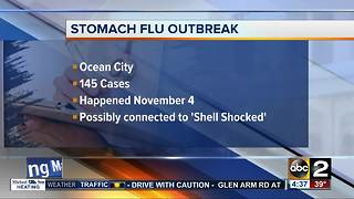 Maryland health officials investigate stomach flu outbreak - Video