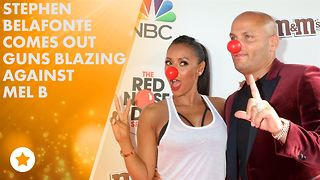 Mel B's husband denies abuse accusations - Video