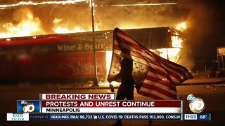 Protests and unrest continue