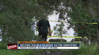 Second victim in double murder identified - Video