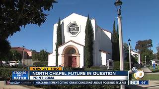 North Chapel's future in question - Video