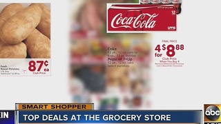 Smart Shopper looks at grocery deals for the week of January 24 - Video