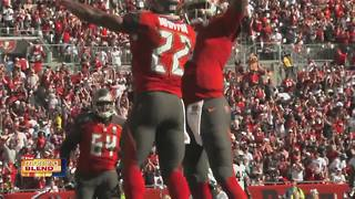 Opening Season With The Tampa Bay Buc's - Video