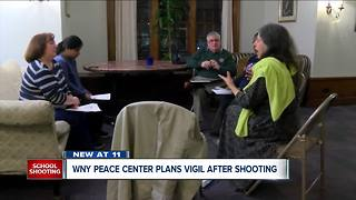 WNY Peace Center plans vigil after shooting - Video