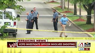 UPDATE: Man dies after officer-involved shooting - Video