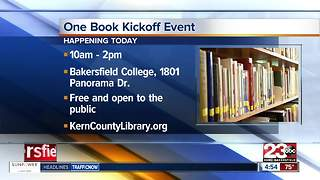 One Book Kickoff Event - Video