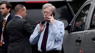 Bolton Heads To Turkey, Israel To Talk US Withdrawal From Syria