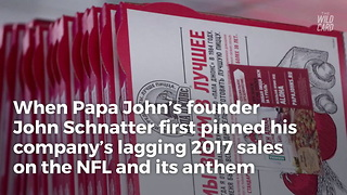 Papa John's Gets Bad News From Peyton Manning After Severing Nfl Ties