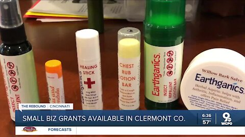 Small business grants available in Clermont County