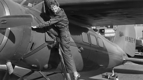 Flying High with Amelia Earhart