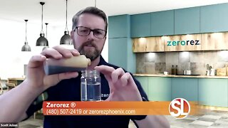 Clean your carpets with Zerorez ® powered water®