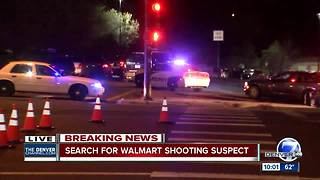 Thornton Walmart shooter fired at random, witnesses say; 3 dead - Video