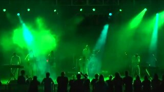 Levitt Pavilion is streaming music every afternoon