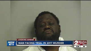 Man facing trial in 2017 murder