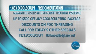 Hollywood Body Laser Center - Lose Stubborn Fat with Coolsculpting!