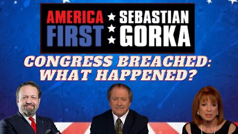 Congress breached: What happened? Joe DiGenova and Victoria Toensing with Dr. Gorka on AMERICA First