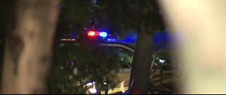 Las Vegas police seek shooter after overnight shooting near Aria