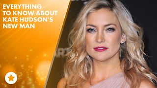 Kate Hudson makes red carpet debut with new boyfriend - Video