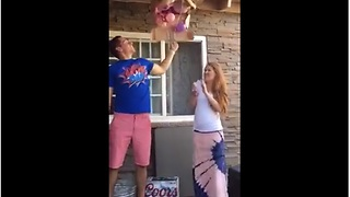 Gender reveal fail leads to heartwarming reaction