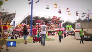 WI State Fair opens - Video