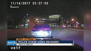 Police release high speed chase video - Video