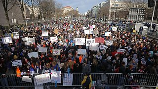 The March For Our Lives Isn't Just Happening In The US - Video